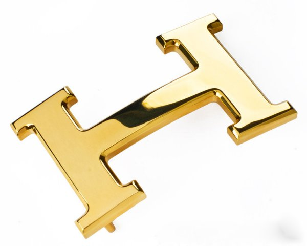 Hermes Classic Buckle Gold Polished