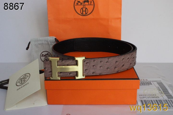 0c1f5cdb59475 ... norway brand grey mens hermes with golden h buckle belt promote e1d2f  d3ed0