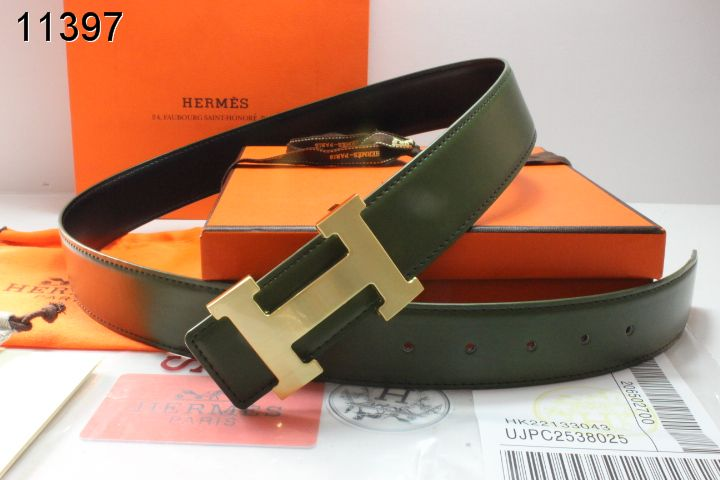 Cheap Belt Black with Golden H Buckle Mens Hermes Sale