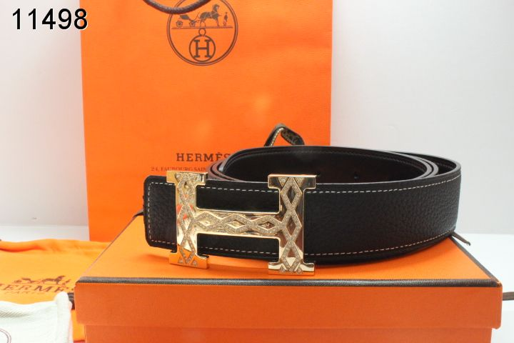 Best Hermes Belt Black Mens with Golden H Buckle