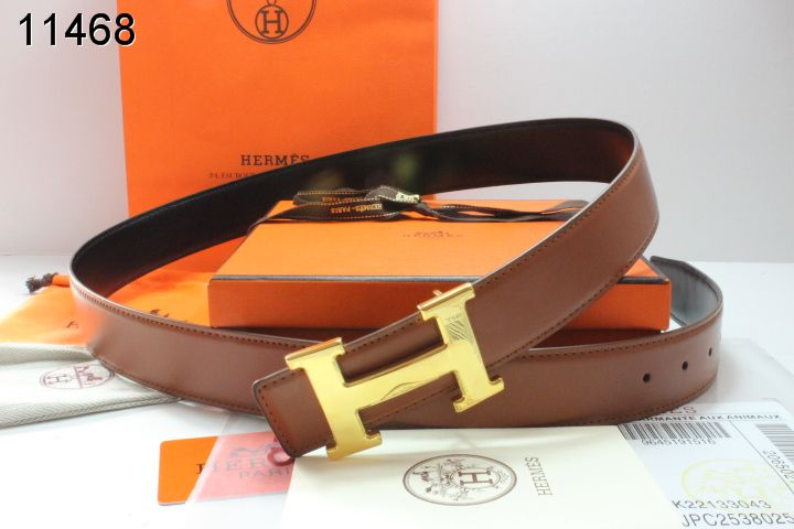 Shopping with Golden H Buckle Mens Brown Hermes Belt UK