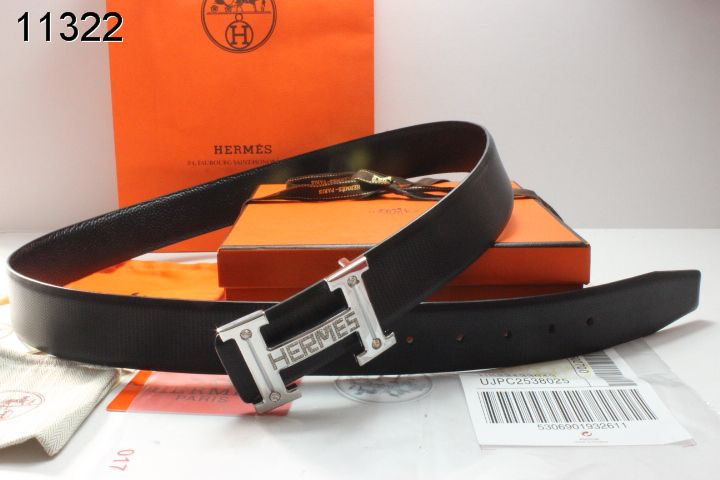 Amazing with Silver H Buckle Black Belt Mens Hermes Clearance Sa