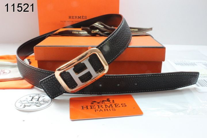 Shop with Golden/Silver H Buckle Womens Black Hermes Belt