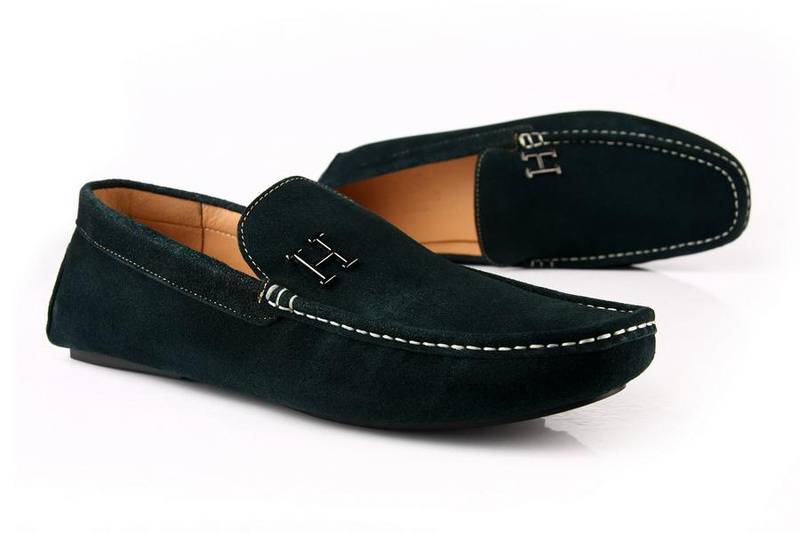 Hermes Man Shoes HER6007