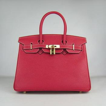 HBK30RG0018 Birkin 30CM Red (gold)