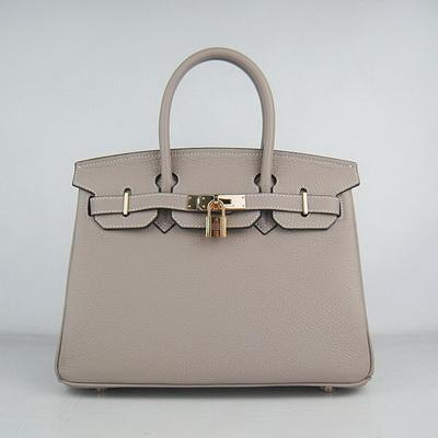 HBK30GD0011 Birkin 30CM Grey (gold)