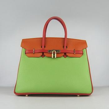 HBK35OGG001 35CM Red.Orange.Green (gold)