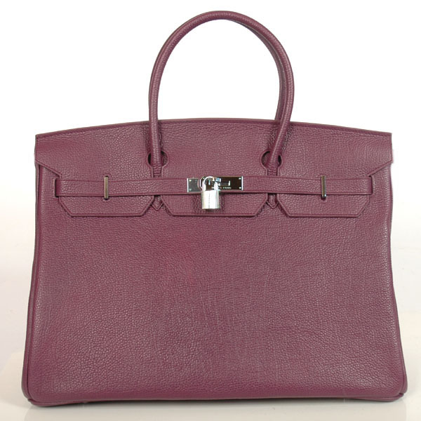 H40BJMS Hermes Birkin togo leather 40CM togo in Modena with Silver hardware