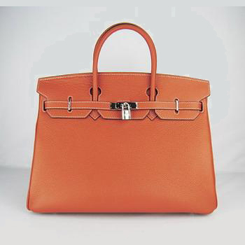 HBK400OS009 Hermes 40CM Orange (silver)