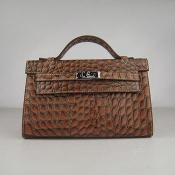 HKL22OLSS005 Hermes Kelly 22CM Light Stone Stripe