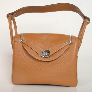HLN34CM00001 Hermes handbag Lindy Hermes Orange