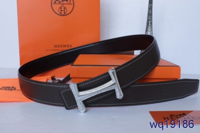 with Silver H Buckle Black Belt Hermes Mens Sale