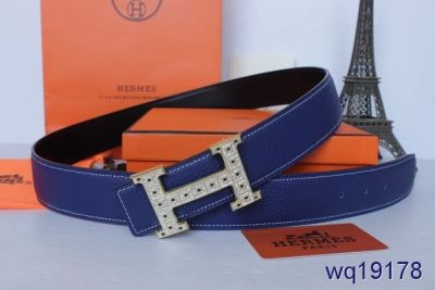 Discover Hermes Belt Blue with Silver H Buckle Mens Online