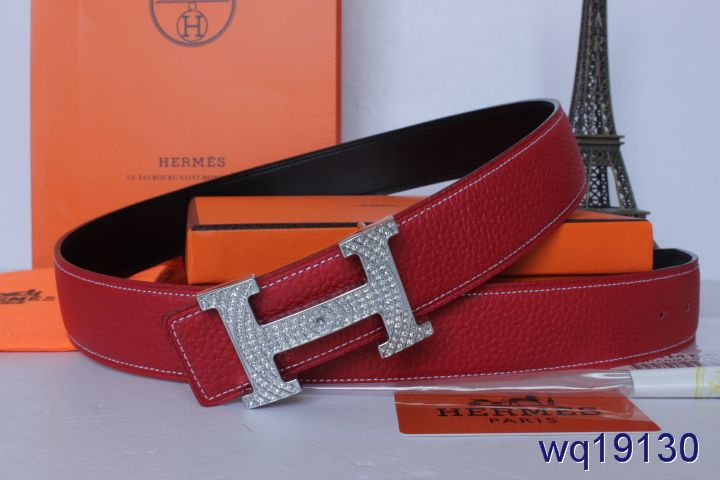 with Silver H Buckle Rose Belt Mens Hermes Outlet