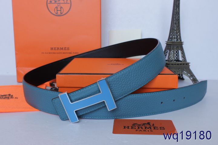 Discount with Blue H Buckle Blue Hermes Mens Belt Deals