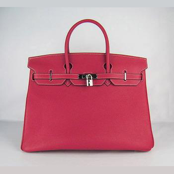 HBK400RS011 HERMES 40CM 6099 Red (silver)