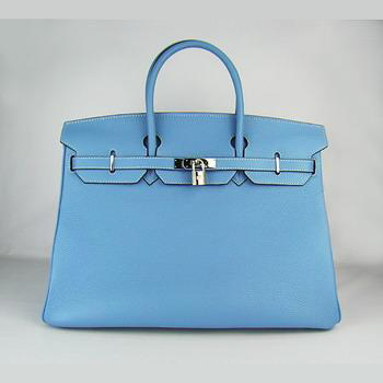 HBK40LBS006 Hermes 40CM Light Blue (silver)