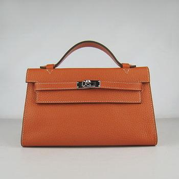 HKL2200OS026 HERMES 22CM H008 Orange(Silver)