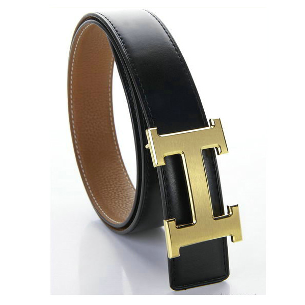 HB107 Hermes Calf Leather Belt HB107