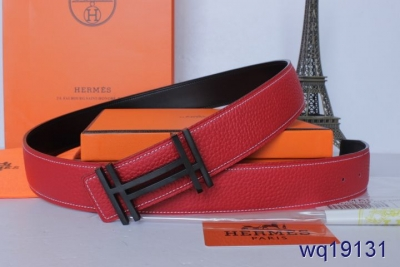 Rose Belt Mens with Black H Buckle Hermes Online