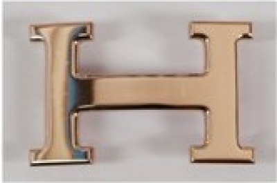Hermes Classic Buckle Rose Gold Polished